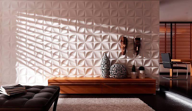 Отделка стен панелями: 7 лучших и проверенных материалов