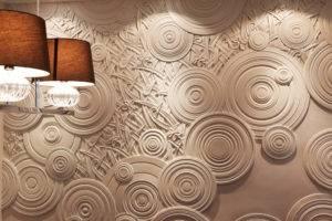 Гипсовые потолки — как сделать декор из лепнины своими руками, фото-примеры, видео