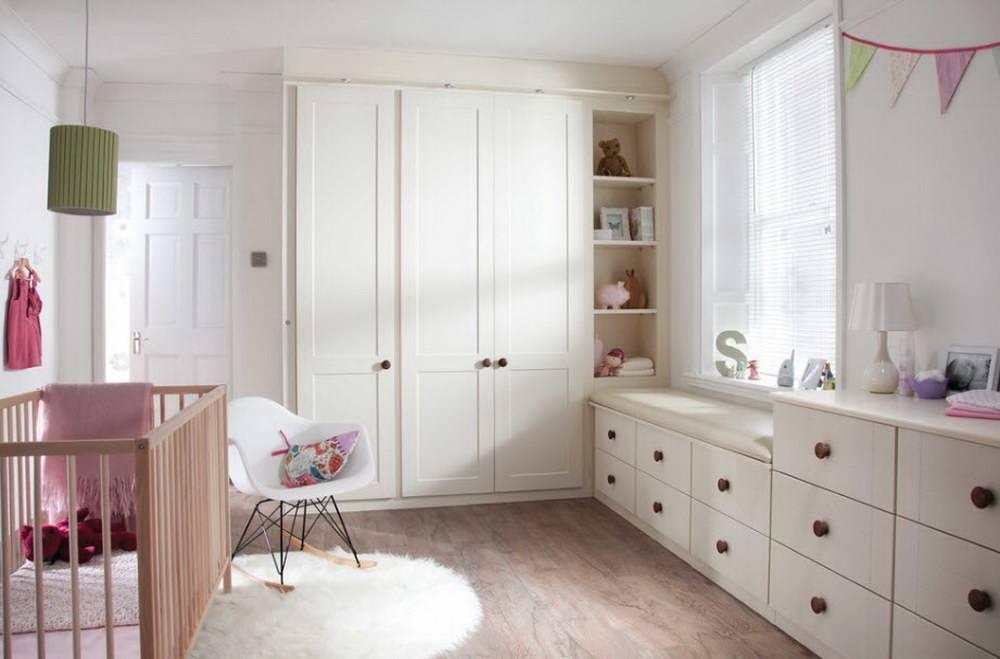 Шкаф в детскую комнату: виды моделей - критерии выбора | фото