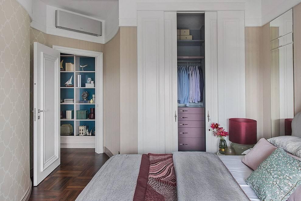 Идеи маленькой гардеробной — лучшие варианты оформления, дизайна и размещения гардеробной (115 фото и видео)