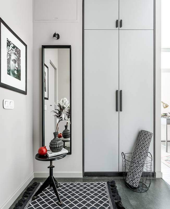 Дизайн коридора— лучшие идеи иправильные советы на68 фото