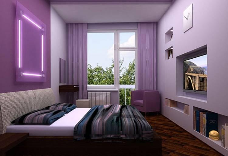 Советы и рекомендации по выбору обоев для маленьких спален
