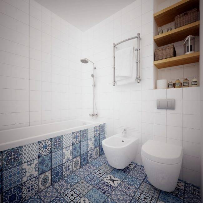 Дизайн туалета стиль лофт