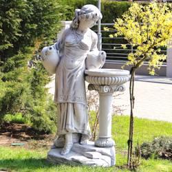 Из чего и как можно сделать садовую скульптуру своими руками?