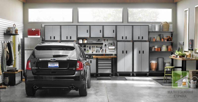 Чем обшить гараж изнутри недорого: 5 видов материалов