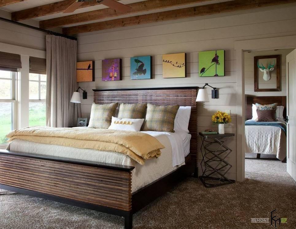 Красивые спальни для уютного и комфортного отдыха: лучшие идеи дизайнеров в фото