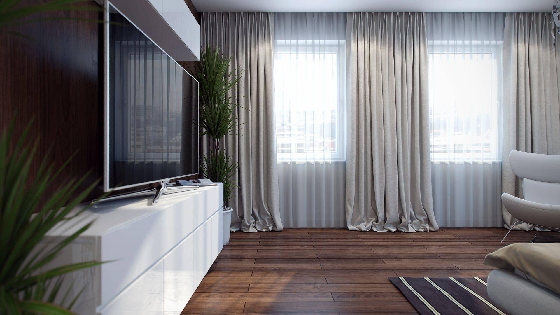 Как повесить шторы на нестандартные окна - фото, идеи, варианты