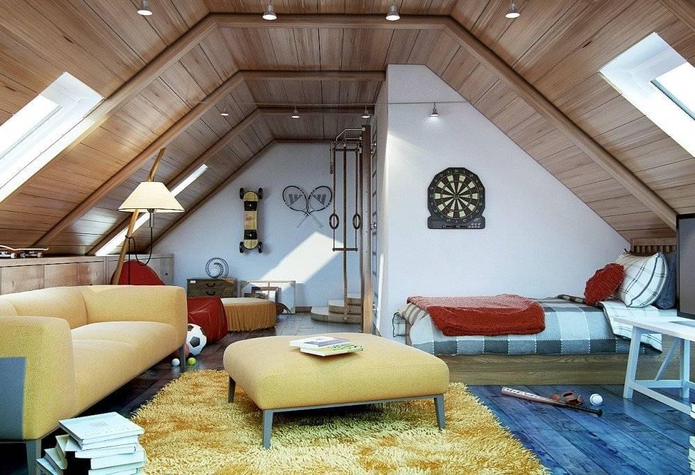 Дизайн спальни на мансарде — удивительные идеи: 200+ (фото) интерьеров в современном стиле