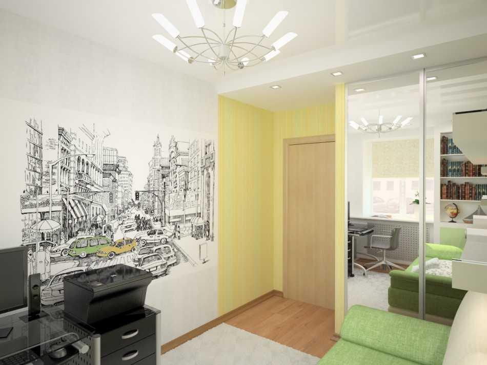 Детская 20 кв. м. — планировка и организация просторных детских комнат. 110 фото-идей как правильно оформить детскую в ярких тонах