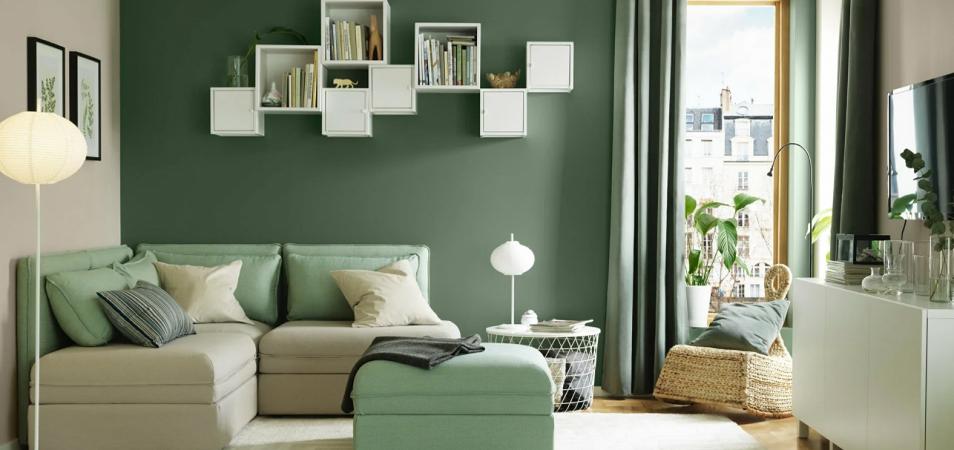 Как правильно выбрать цвет дивана в интерьере