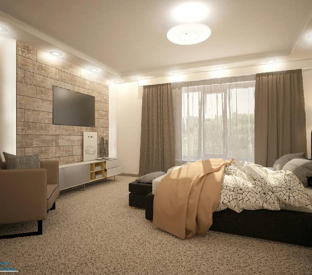 Декор стен: как задекорировать, украсить и разрисовать стену в комнате, интересные идеи оформления фотографиями  - 23 фото