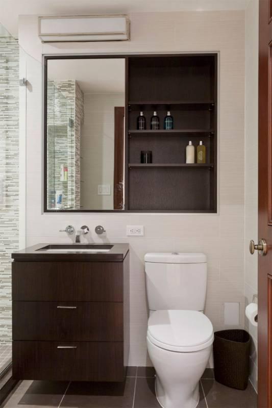 Шкафчик в туалете за унитазом — только ремонт своими руками в квартире: фото, видео, инструкции