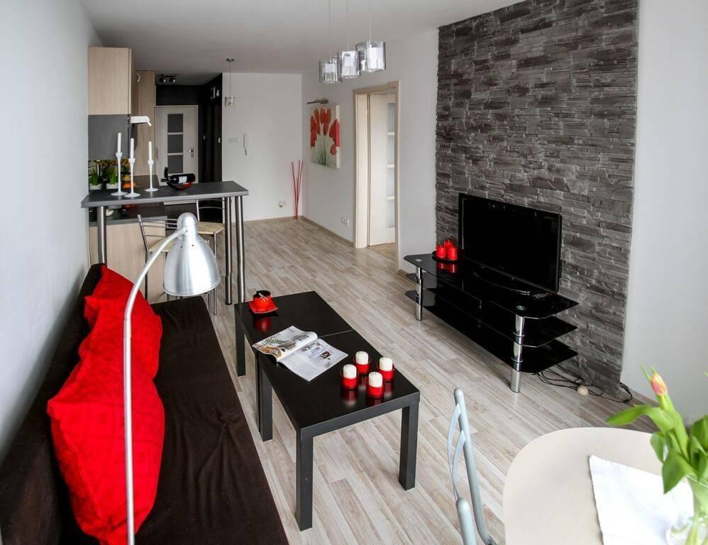 Дизайн интерьера современной гостиной с фото