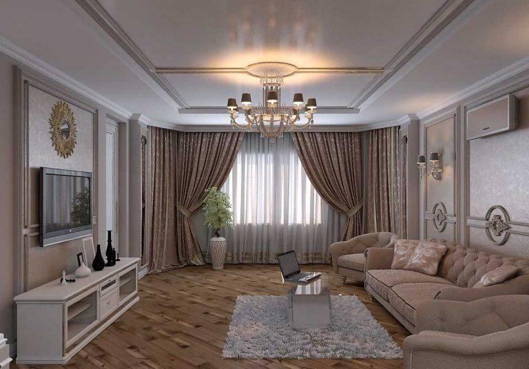 Белая гостиная - 70 фото лучших новинок современного дизайна