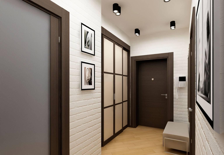 Современный дизайн прихожей 2019: в квартире/доме + 200 фото