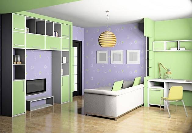 Дизайн детской: фото-идеи комнат для детей