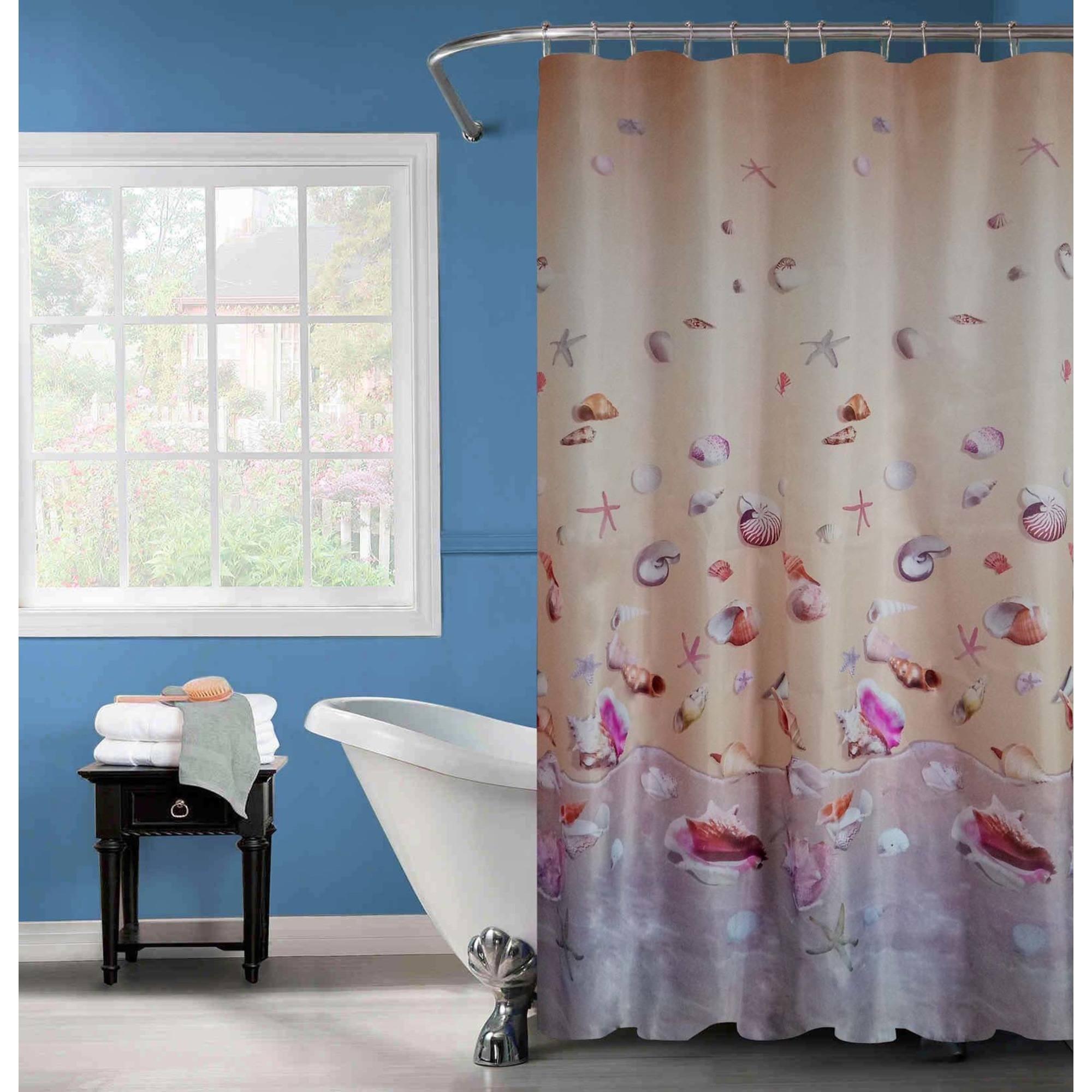 Штора для ванной - 115 фото идеи безупречных вариантов применения штор в ванную