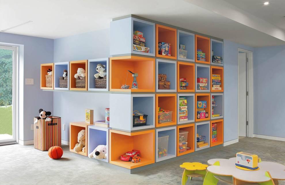 Шкаф купе в детскую, особенности и возможные материалы изготовления