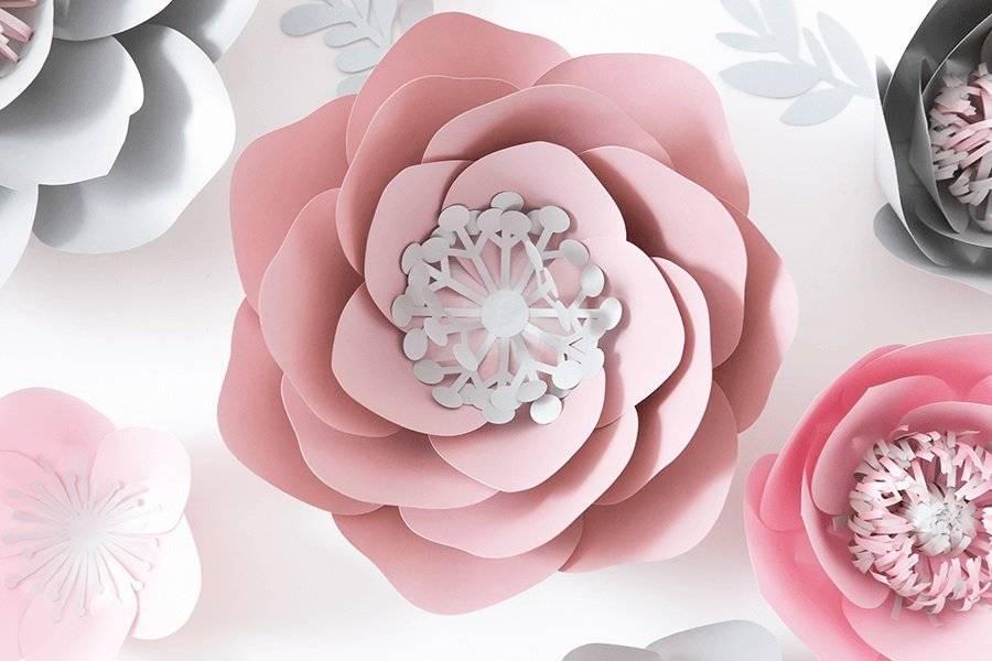 Ростовые цветы из бумаги своими руками. пошаговые инструкции + 200 фото