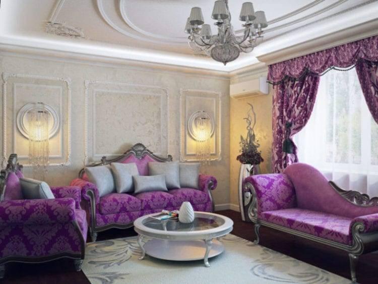Интерьер гостиной: 75 вариантов стильного и удобного оформления