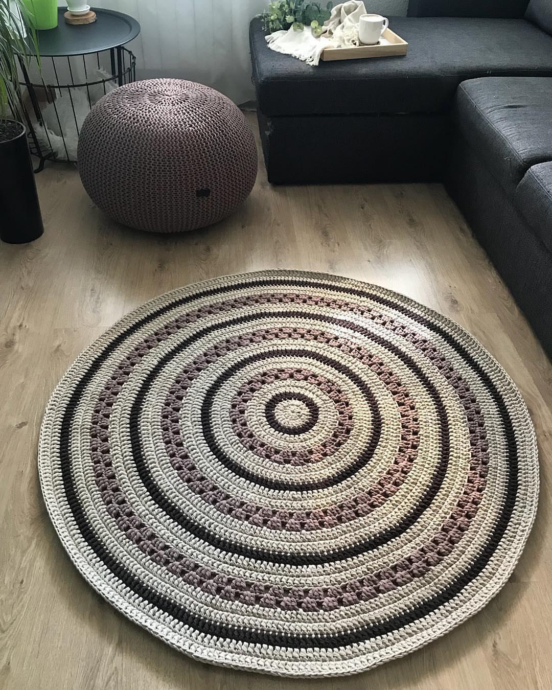 Вязание для дома и уюта: самое интересное и новинки