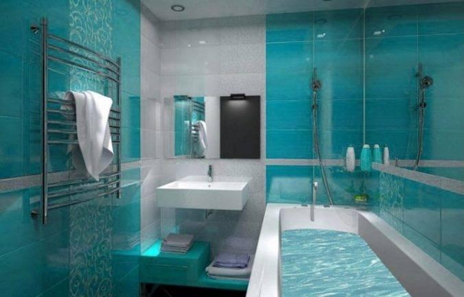 Бюджетный дизайн ванной: интересные варианты