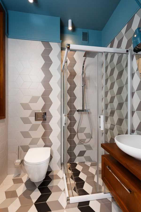 Раскладка плитки в ванной: основные факторы, схемы (фото и видео)
