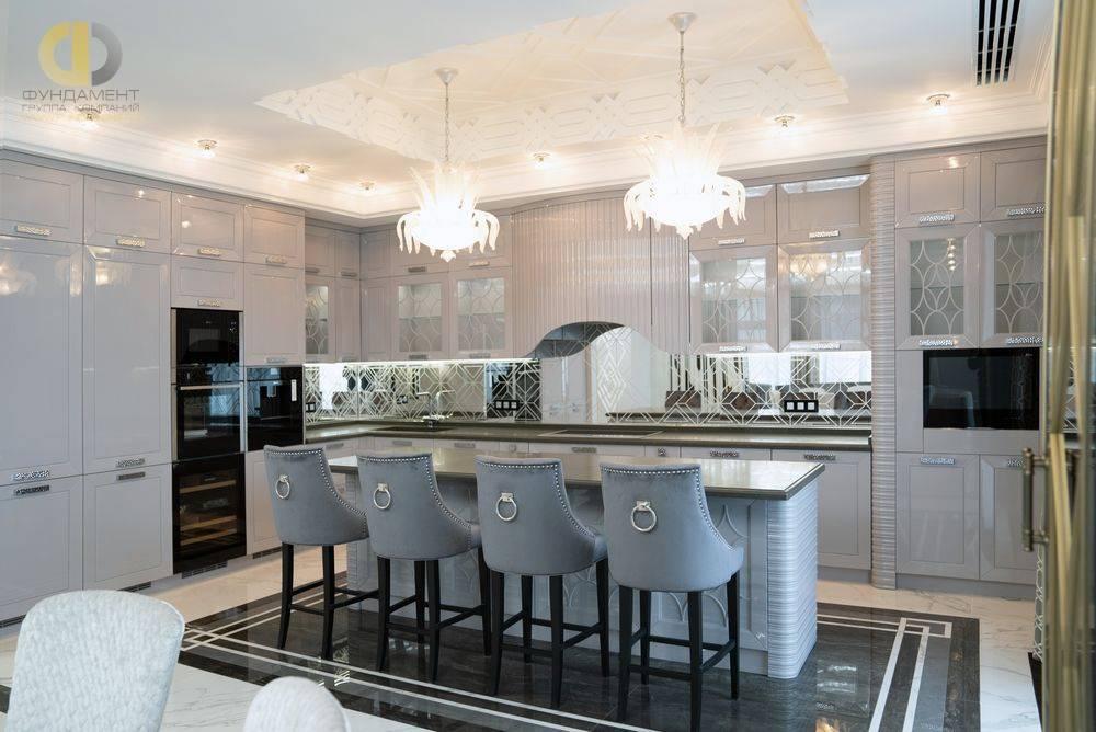 Дизайн кухни в зеленых тонах в современном интерьере, наилучшие сочетания цветов, фото-идеи