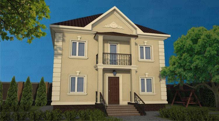 Фасадный декор для наружной отделки дома своими руками