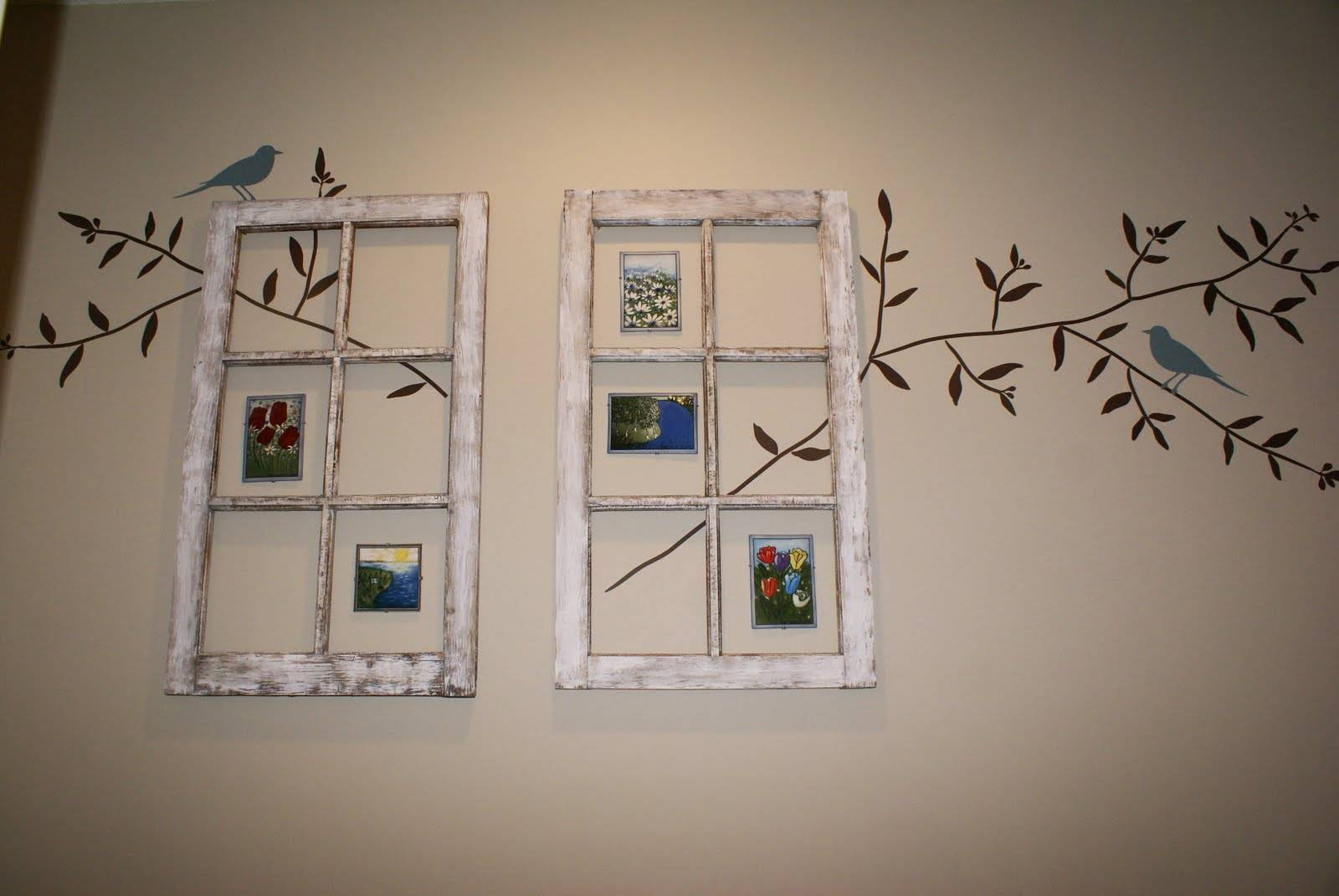 Ложное окно с подсветкой своими руками: пошаговая инструкция