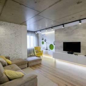 Длинные тумбы под телевизор (69 фото): в современном стиле, на стену и низкие стильные тумбочки от 2 метров на пол, другие красивые модели