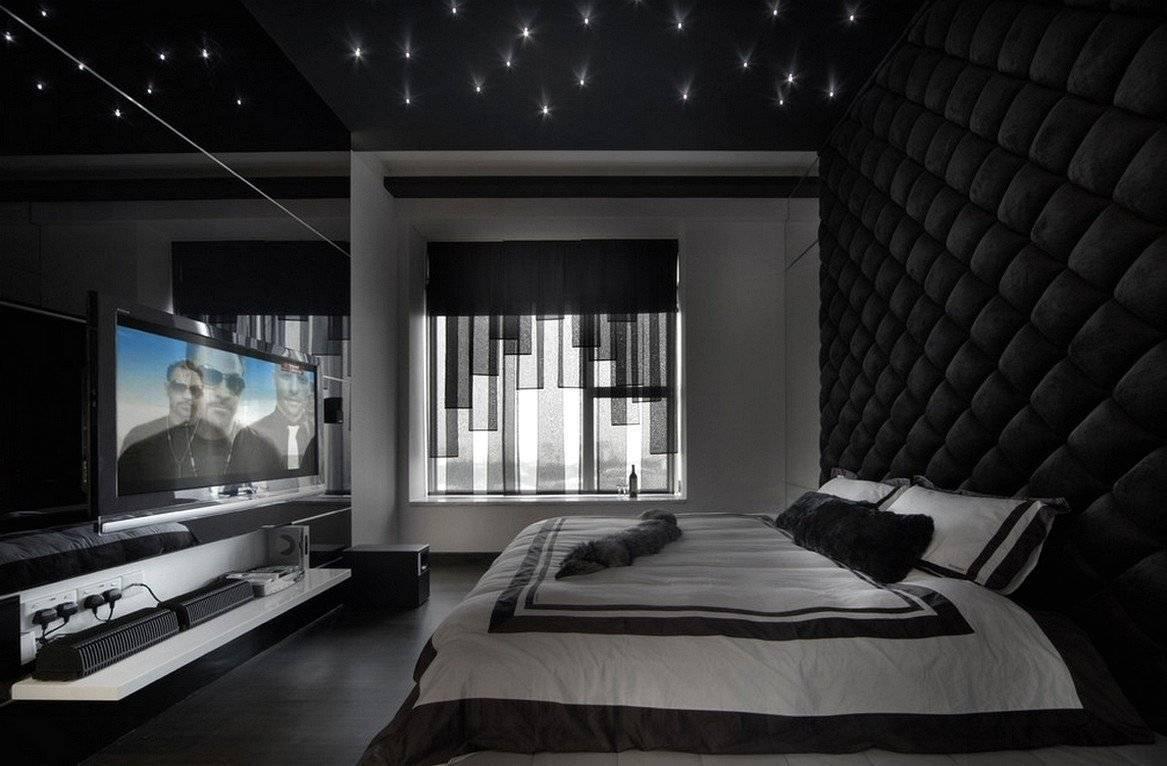 Спальня 16 кв. м. — примеры идеального зонирования, планировки и дизайна спальни