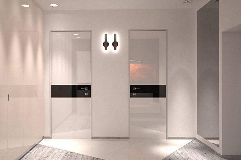 75 оригинальных решения белого цвета в оформлении интерьера