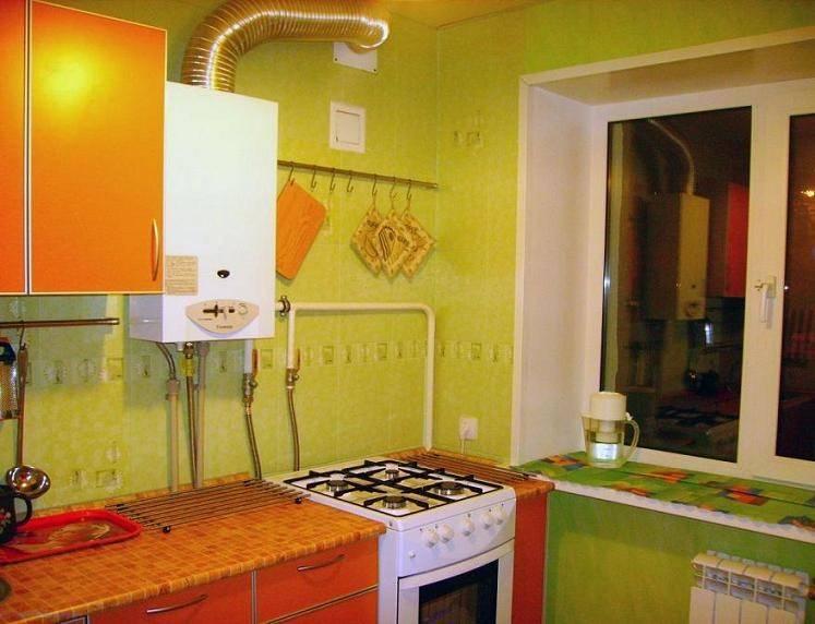 Современность или классика: дизайн кухни 5 кв м в хрущёвке