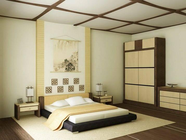 Спальня в стиле минимализм: тонкости декора