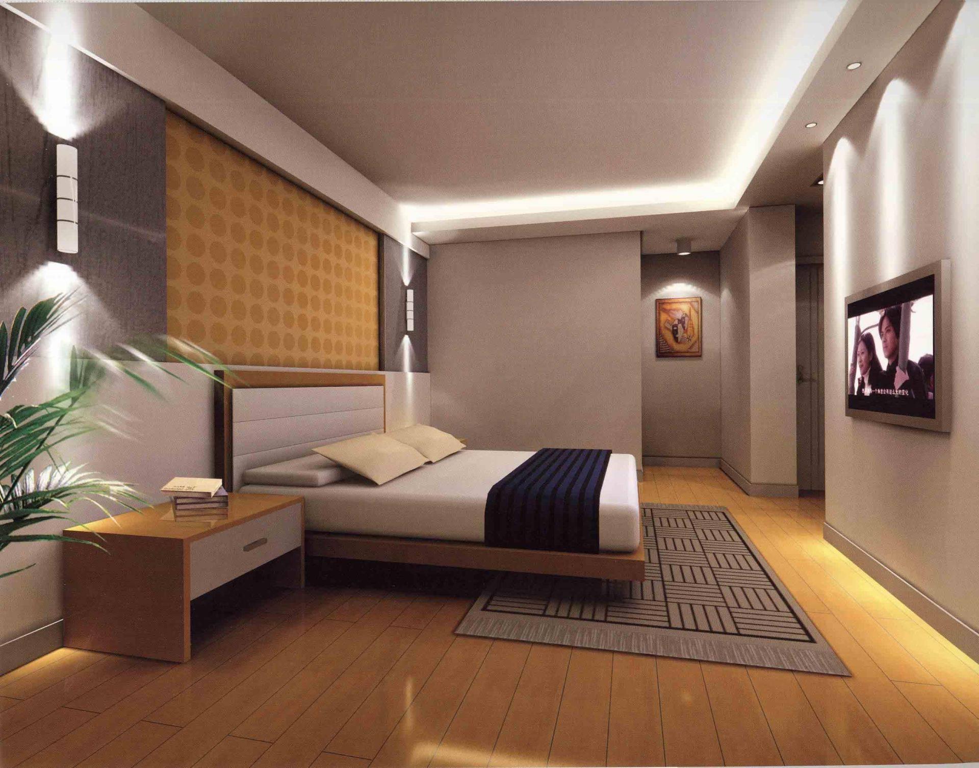 Дизайн спальни без окна: как сделать комнату светлой и просторной. спальня без окна
