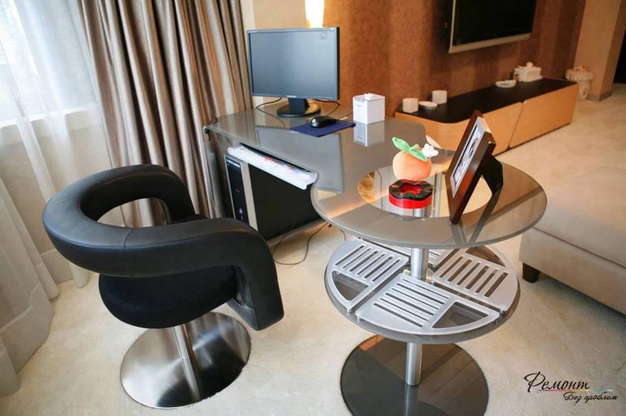 Стол в гостиную – популярные виды и основные материалы используемые в современном дизайне (85 фото)