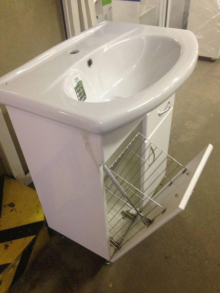 Корзина для белья в ванную: 145+ (фото) в пенал, шкаф, тумбу