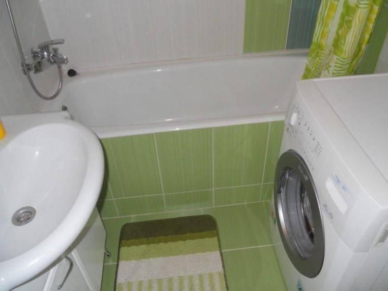 Дизайн ванной комнаты в хрущевке: дизайн-идеи по планировке (+ фото)