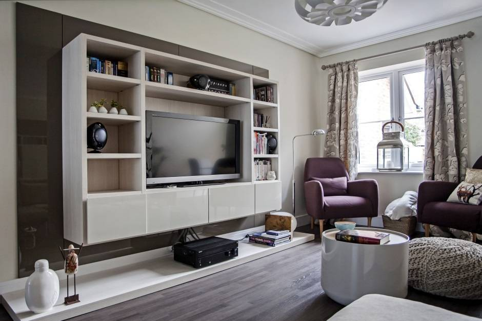 Белая мебель для гостиной в 2020 году (100 фото): современные белые стенки