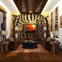 Оформление интерьера в африканском стиле и особенности стиля сафари