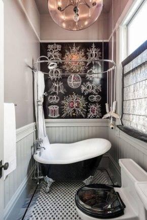 Туалет в стиле лофт — лучшие варианты оформления + фото! — remont-om