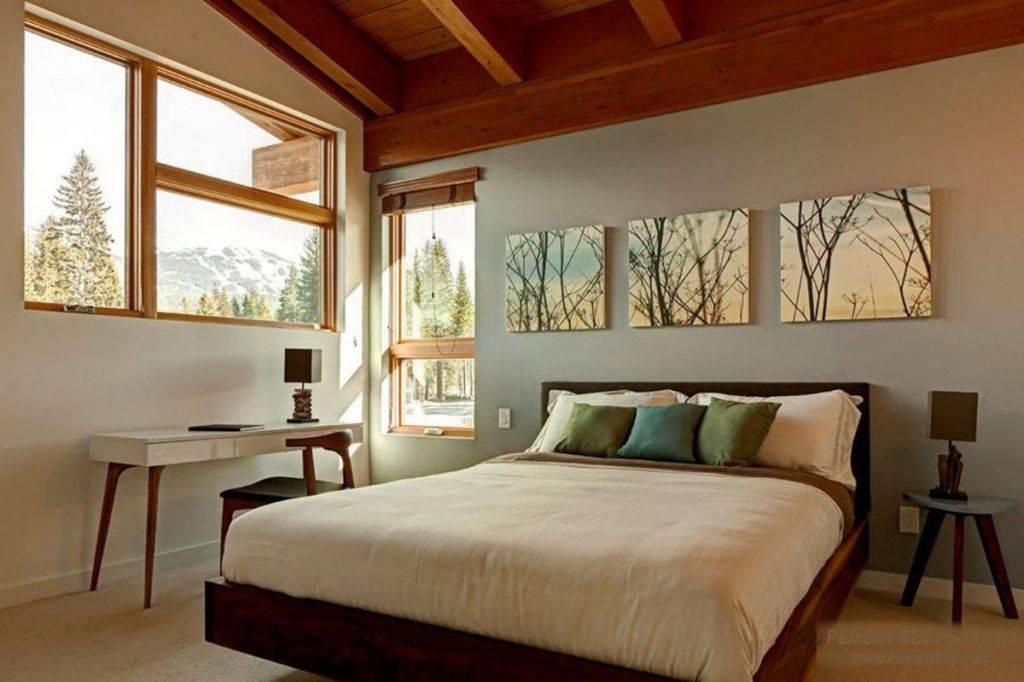 Подбираем картины для спальни: 3достоинства декора