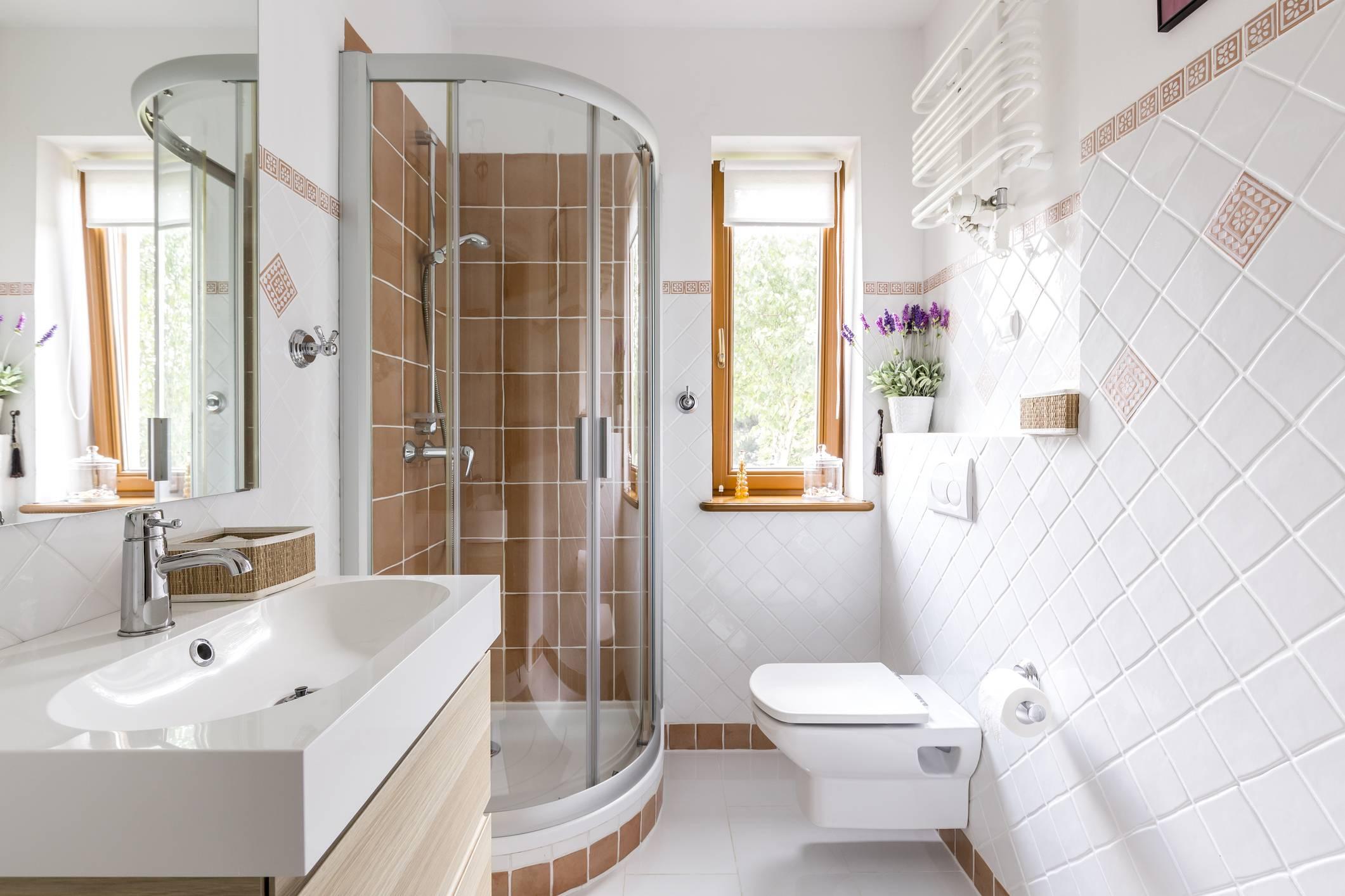 Ванная комната с душевой — советы экспертов по выбору душевой кабинки и рекомендации по монтажу своими руками