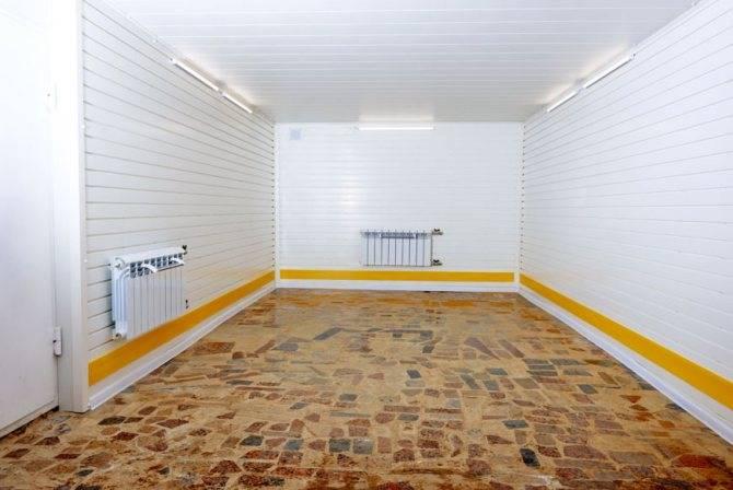 Отделка гаража внутри и снаружи своими руками: чем обшить с фото и видео