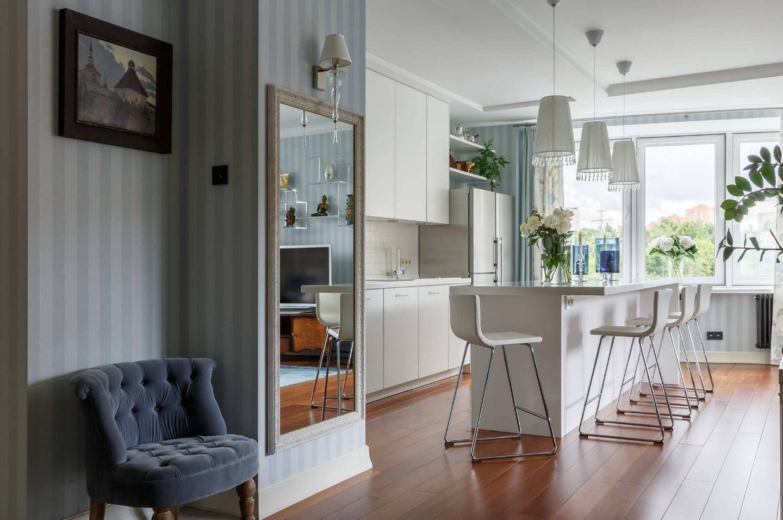 Какие обои выбрать для кухни: лучшие варианты и идеи дизайна (45 фото)   современные и модные кухни