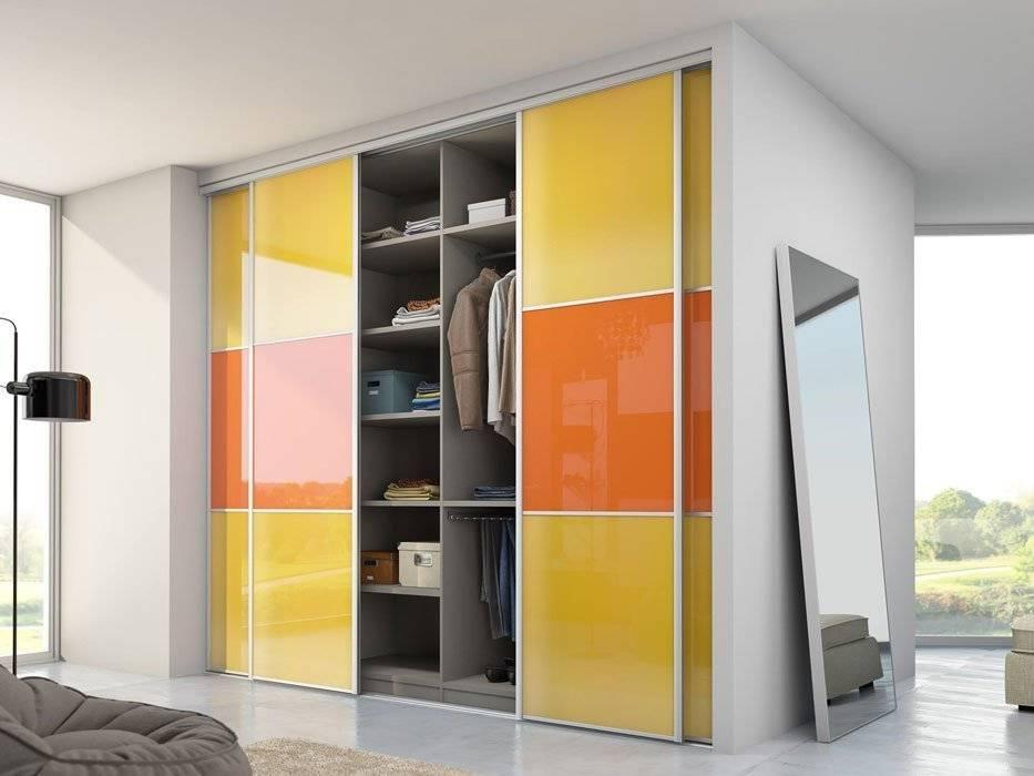 Шкафы-купе в интерьере +110 фото примеров дизайна