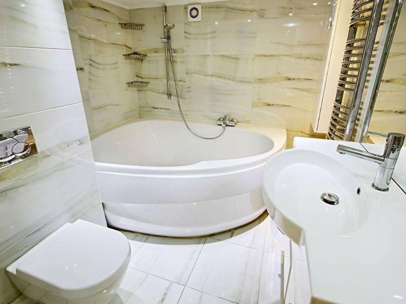 50 лучших идей для 4-метровой ванной в 2020-2021 году