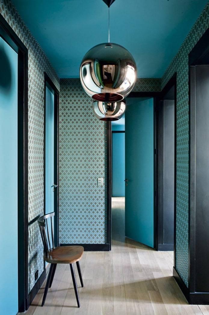 Помогите выбрать цвет стен в прихожей. есть три варианта из палитры :)