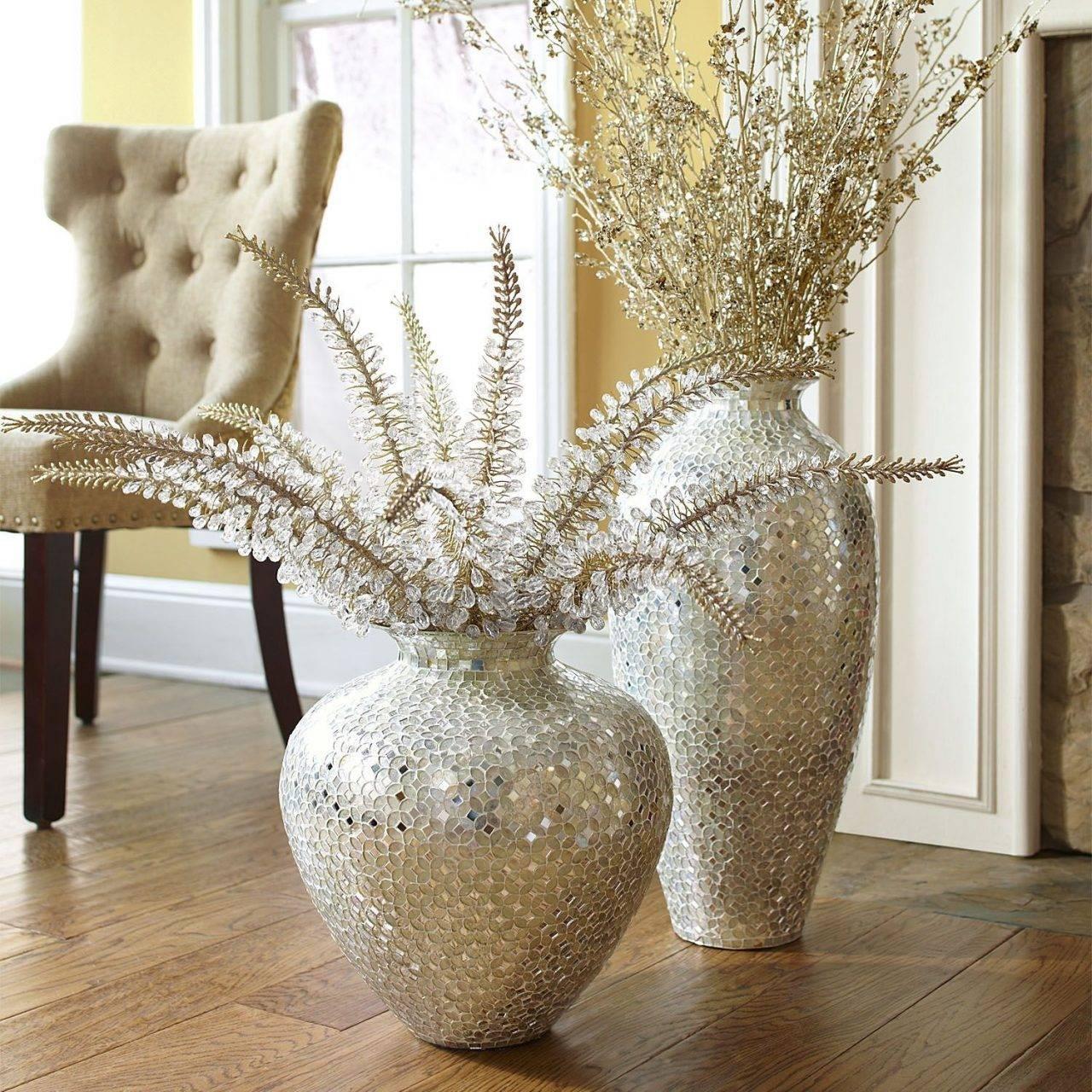 Топ 20 идей напольных ваз в интерьере: 130+ (фото)
